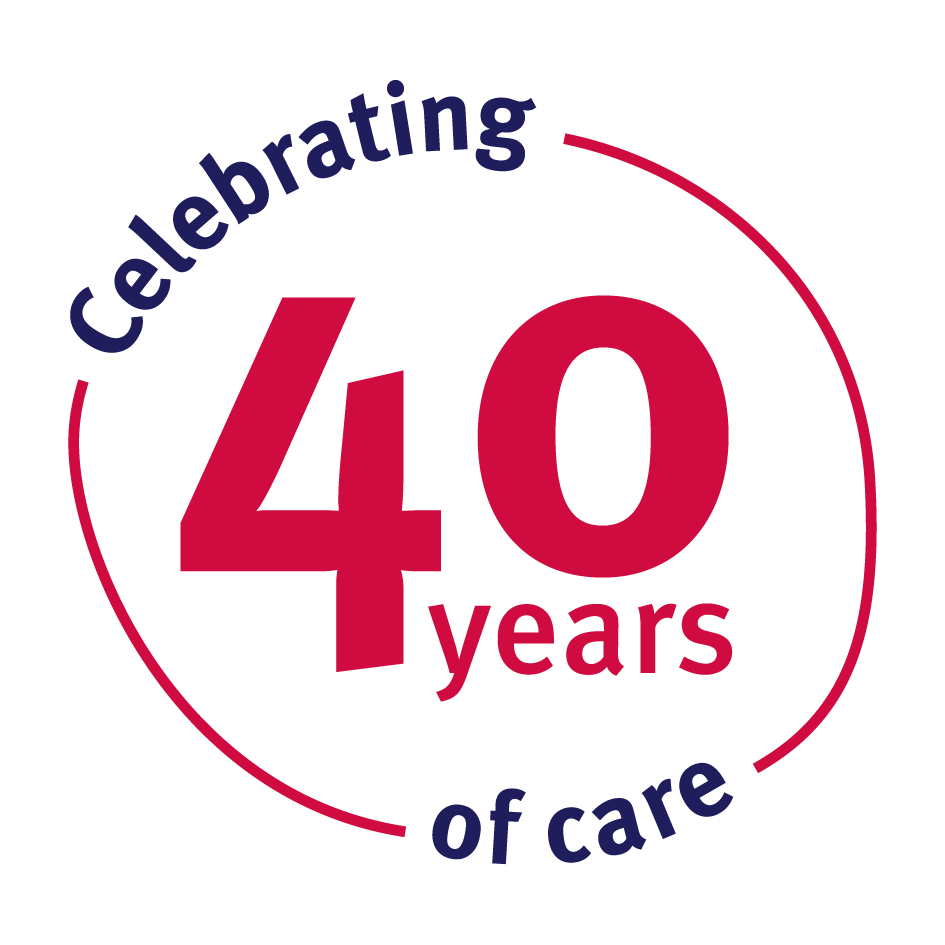 Celebrating 40 years of care with St Margaret's Hospice Care