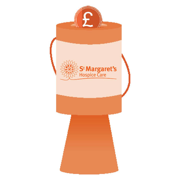 How to pay in your sponsorship money st margaret's hospice care